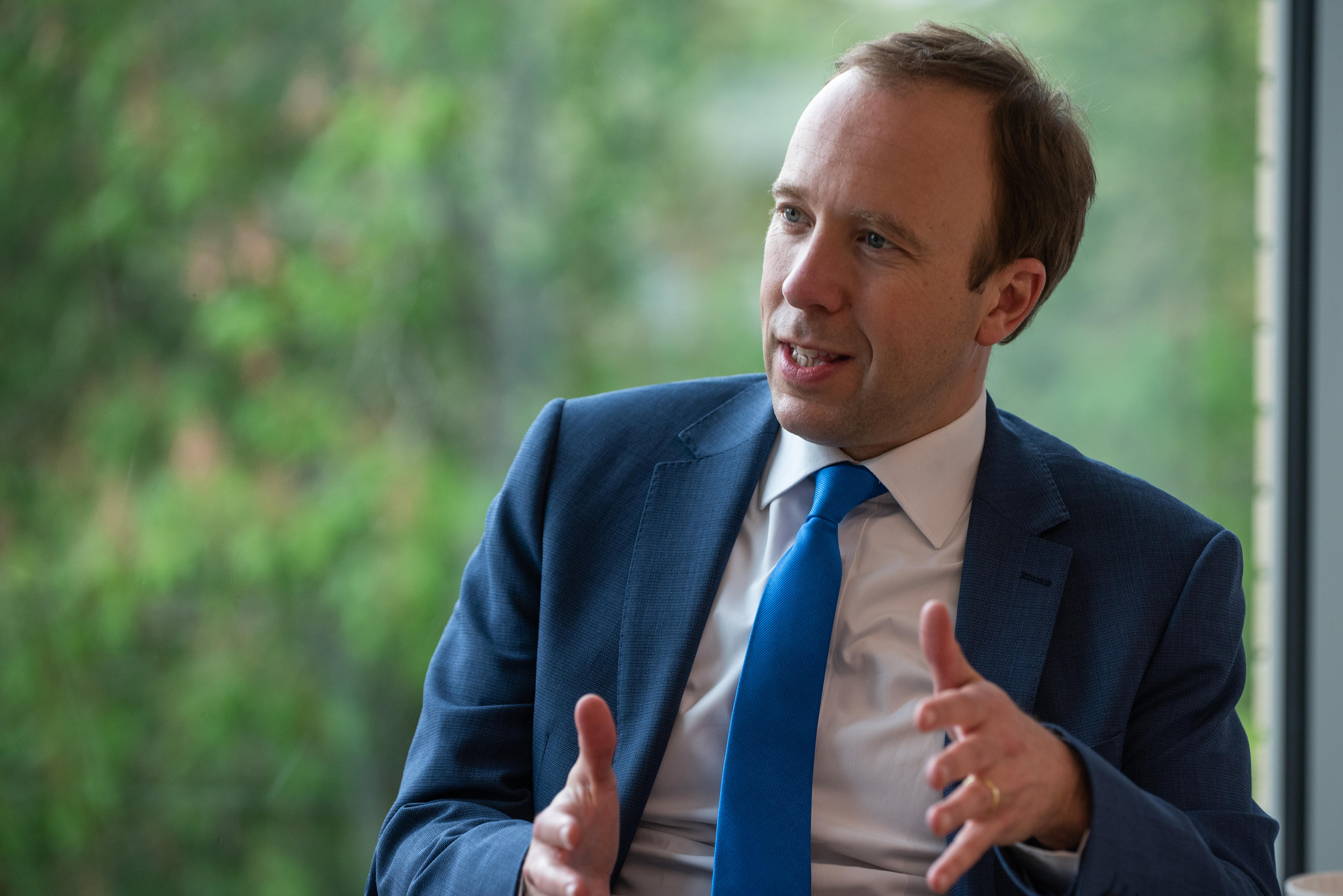 Matt Hancock appointed United Nation special envoy in Africa