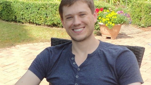 Richard Wade, who died in 2015 aged 30 Picture: SUPPLIED BY FAMILY