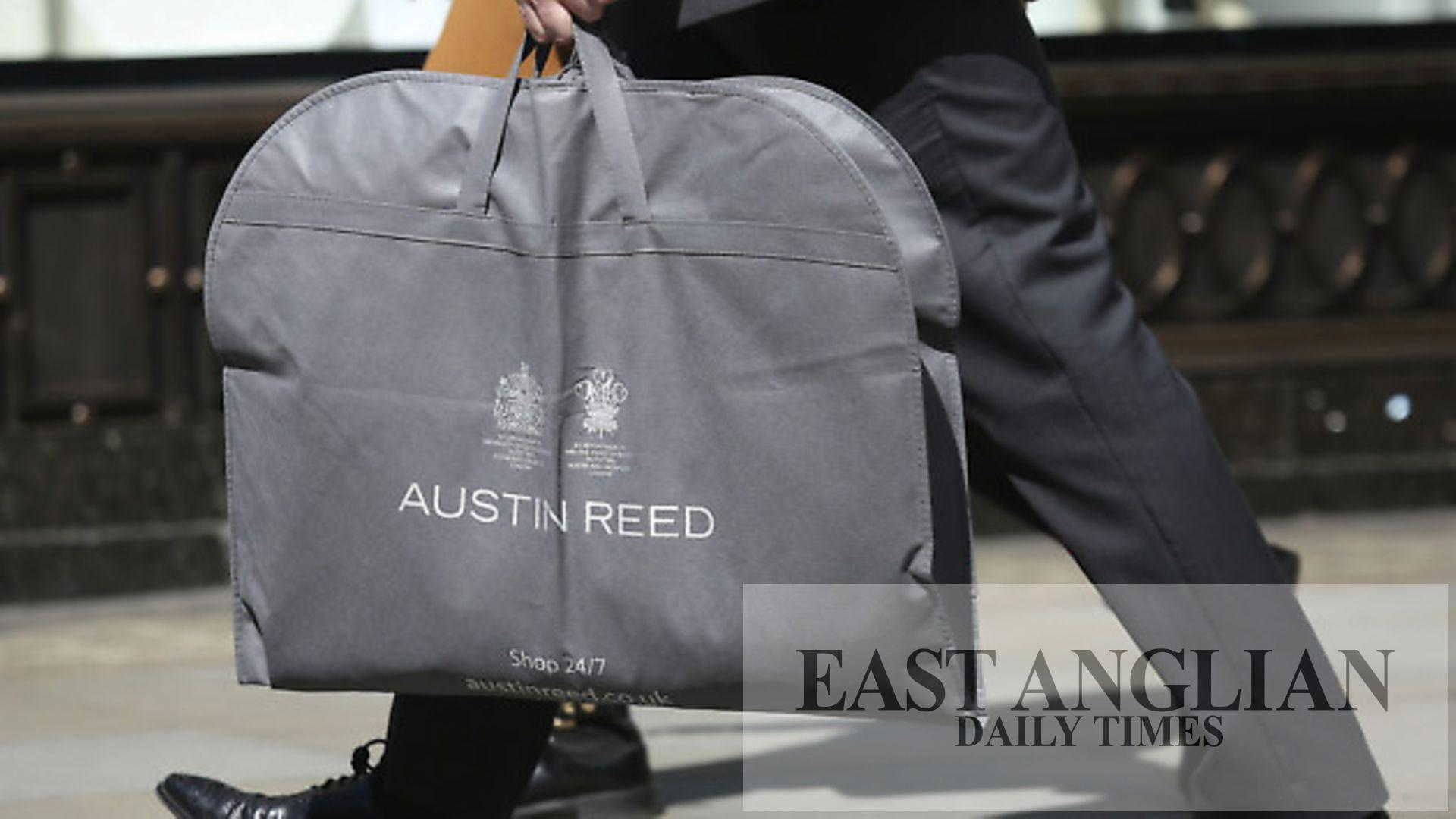 120 Austin Reed Stores To Close With Loss Of 1 000 Jobs East Anglian Daily Times